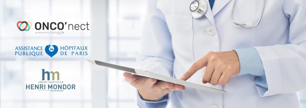 L'hôpital Henri-Mondor AP-HP expérimente un outil d'e-santé dédié au suivi médical à domicile de patients atteints de cancer