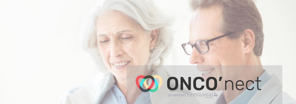ONCO'nect : Oncology Patient Remote Monitoring Solution now on the market