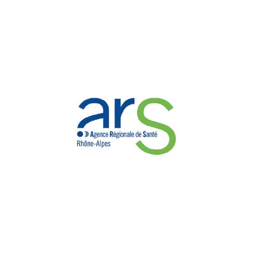 Logo ARS Auvergne Rhône Alpes