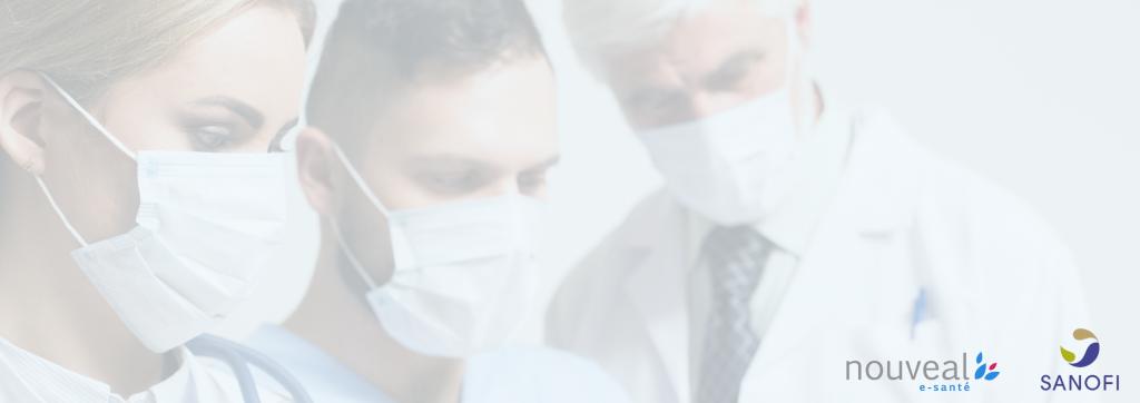 Sanofi apporte son soutien financier à Nouveal e-santé pour accompagner des évolutions de Covidom